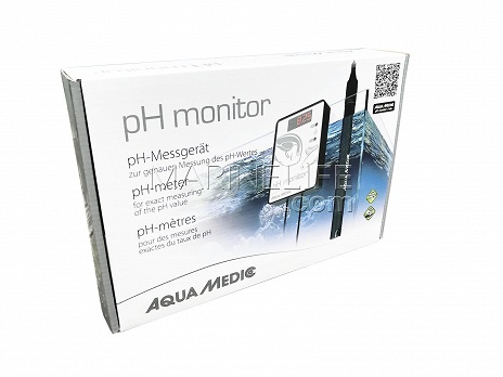 Moniteur de pH à sonde permanente